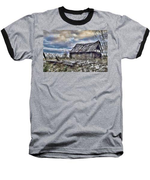 Four Winds Hotel Baseball T-Shirt