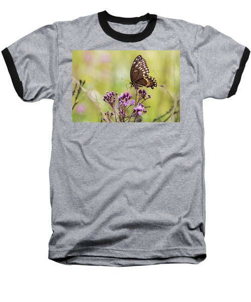 Fragile Wings Baseball T-Shirt