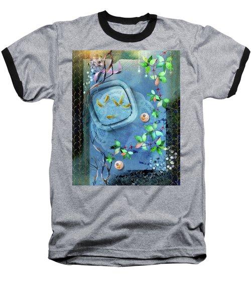 Fragility Of Life Baseball T-Shirt