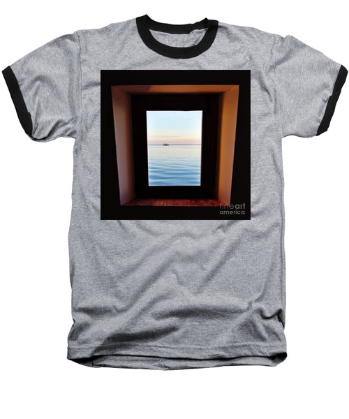 Framing The Frame Baseball T-Shirt