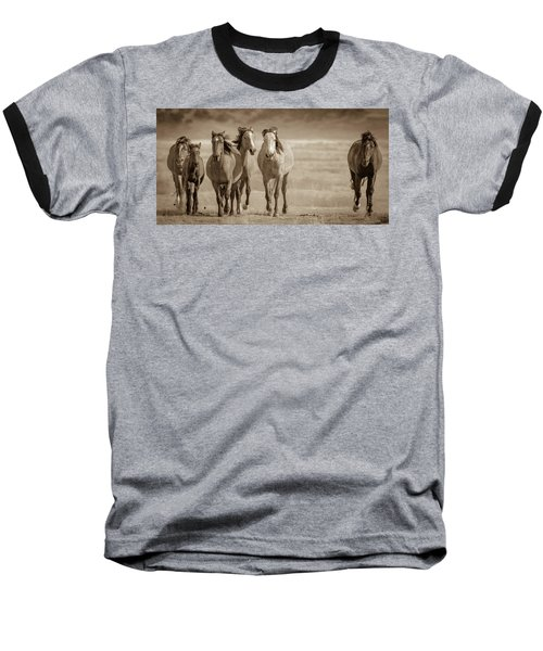 Free Family 2 Baseball T-Shirt