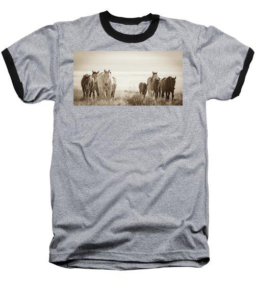 Free Family 3 Baseball T-Shirt