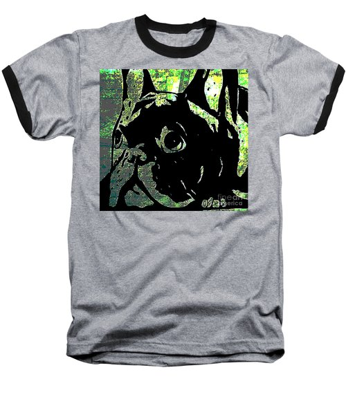 French Bulldog Baseball T-Shirt