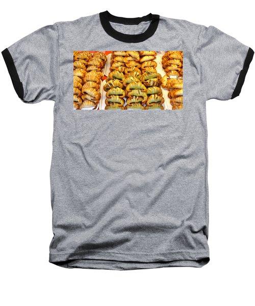 Freshly Baked Croissants Baseball T-Shirt