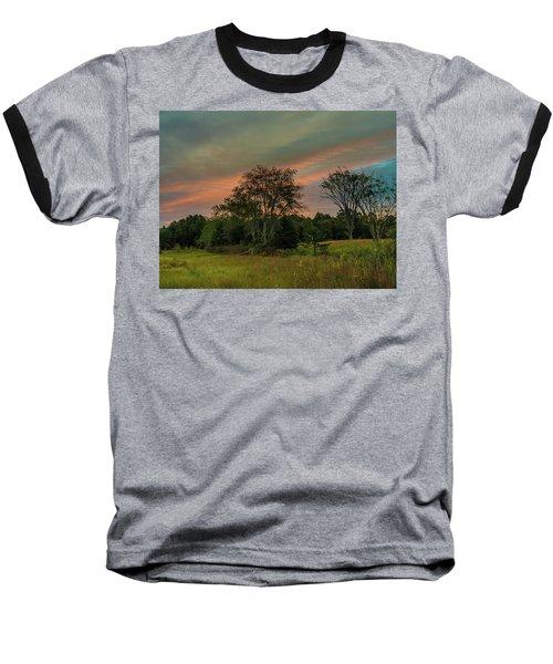 Pine Lands In Friendship Sunrise Baseball T-Shirt