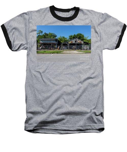 Frog Hollow General Store - Augusta Ga Baseball T-Shirt