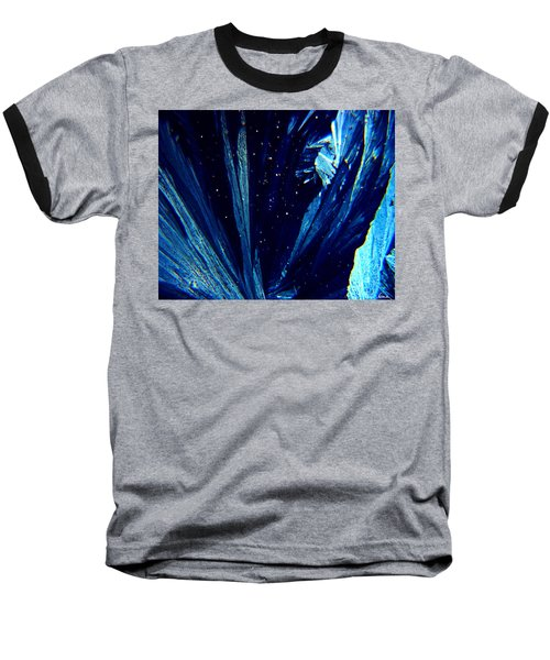 Frozen Night Baseball T-Shirt