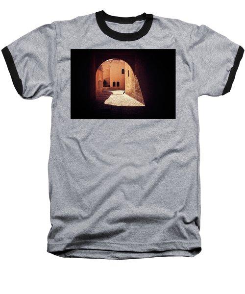 Fugitive Baseball T-Shirt