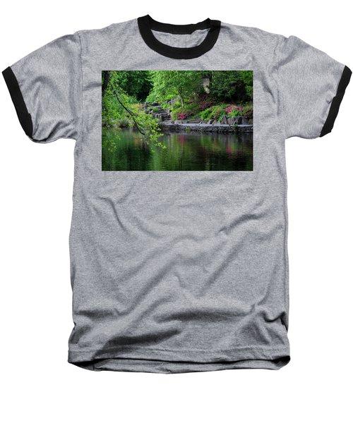 Garden Reflections Baseball T-Shirt