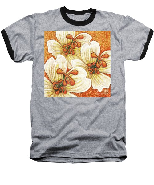 Garden Room 36 Baseball T-Shirt