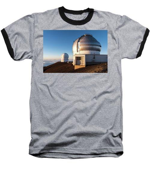 Gemini Observatory Baseball T-Shirt