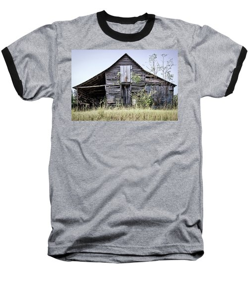 Georgia Barn Baseball T-Shirt