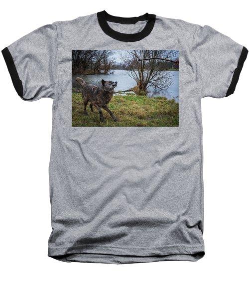 Get The Stick Baseball T-Shirt