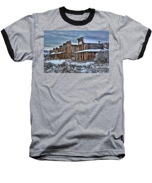 Ghost Town Baseball T-Shirt