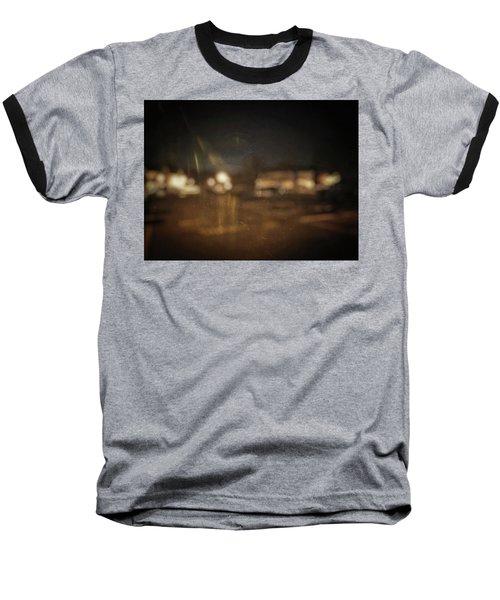 ghosts I Baseball T-Shirt