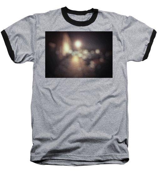 ghosts III Baseball T-Shirt