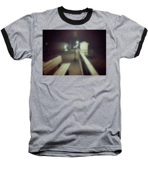 ghosts IV Baseball T-Shirt