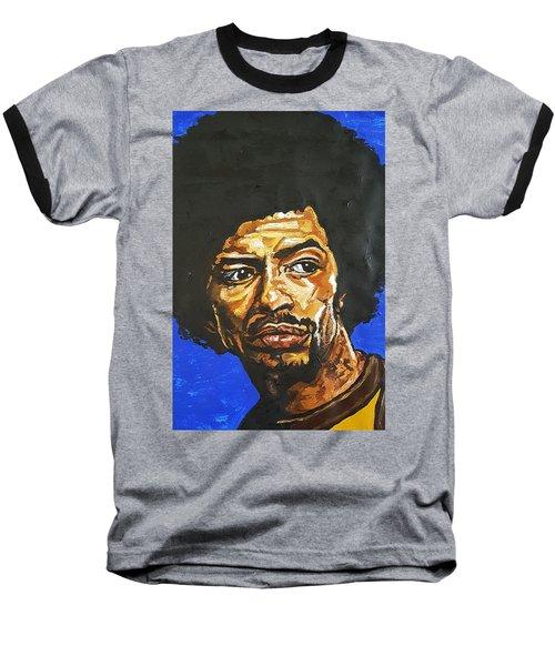 Gil Scott Heron Baseball T-Shirt