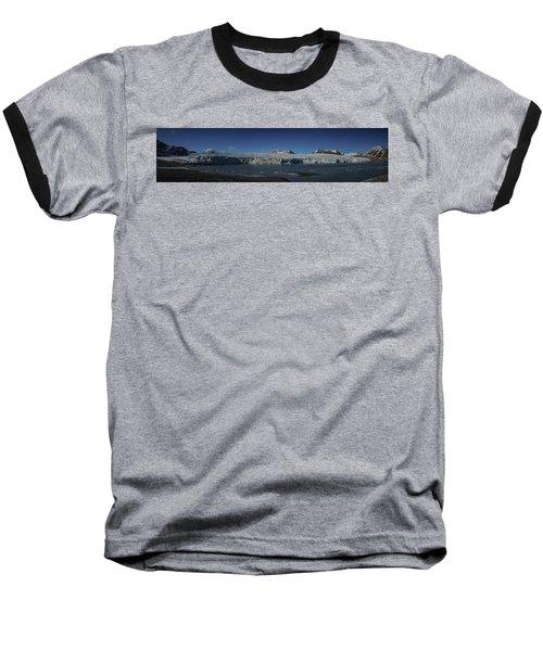 Glacier Svalbard Baseball T-Shirt