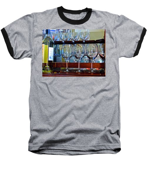 Glass Act... Baseball T-Shirt