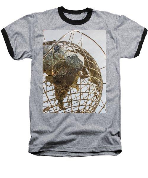 Globe 1 Baseball T-Shirt