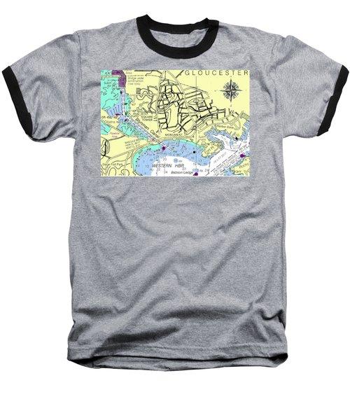 Gloucester, Ma Baseball T-Shirt
