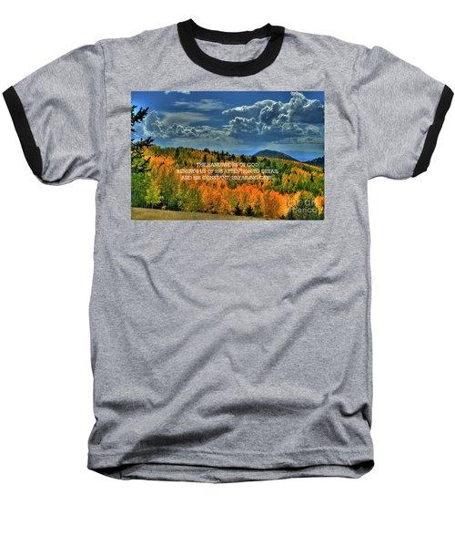 God's Handiwork Baseball T-Shirt