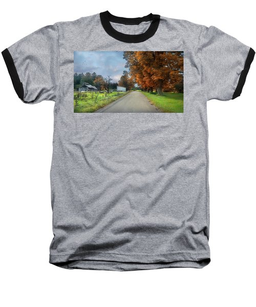 Going Up The Country Baseball T-Shirt