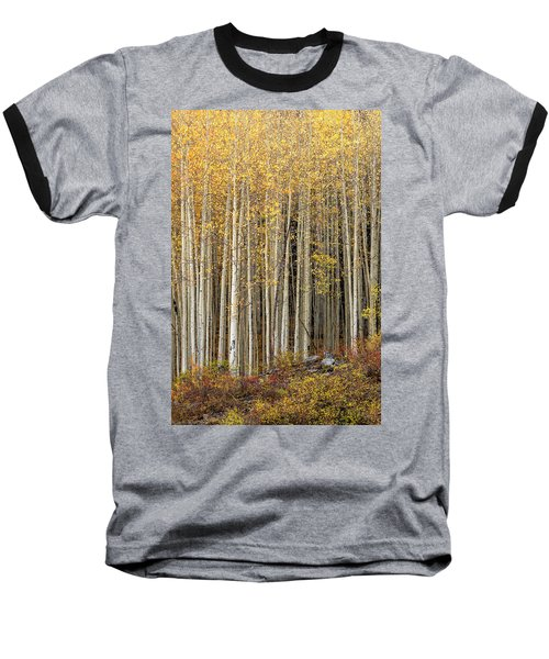 Gold Dust Baseball T-Shirt
