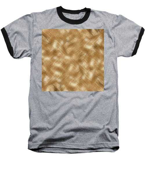 Gold Metal  Baseball T-Shirt