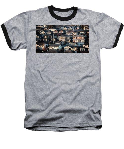 Golde Hour At Home Baseball T-Shirt