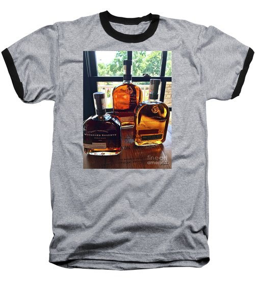 Golden Bourbon Baseball T-Shirt