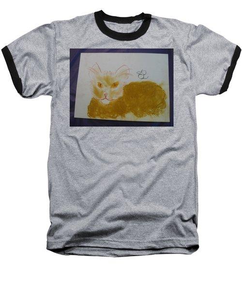 Golden Cat Baseball T-Shirt