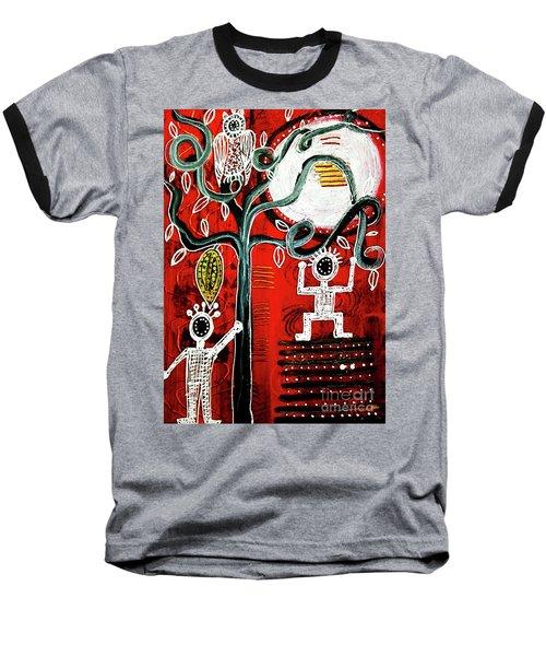 Golden Fruit Baseball T-Shirt