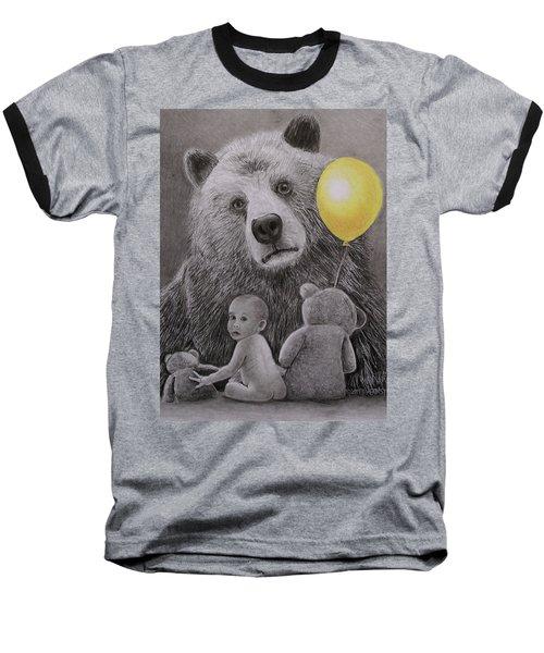 Goldilocks And The Three Bears Baseball T-Shirt