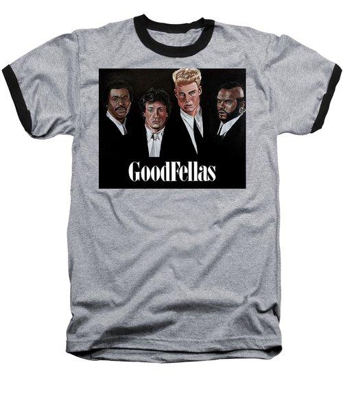 Goodfellas - Champions Edition Baseball T-Shirt