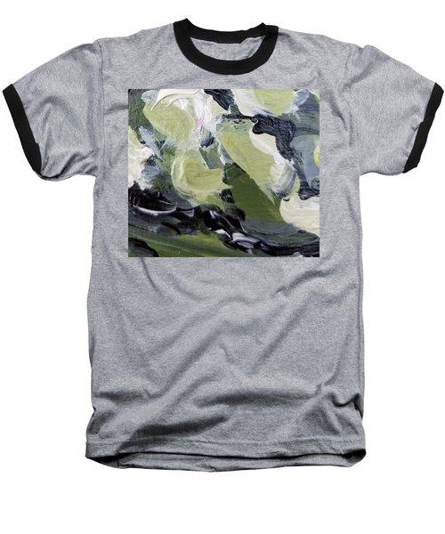 Green #1 Baseball T-Shirt