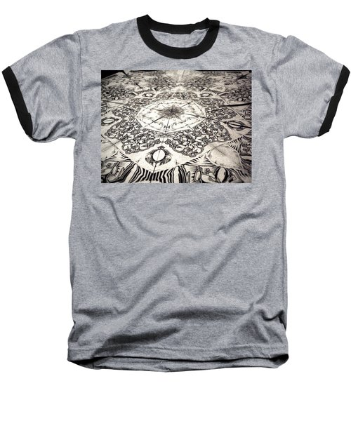 Grillo 2 Baseball T-Shirt