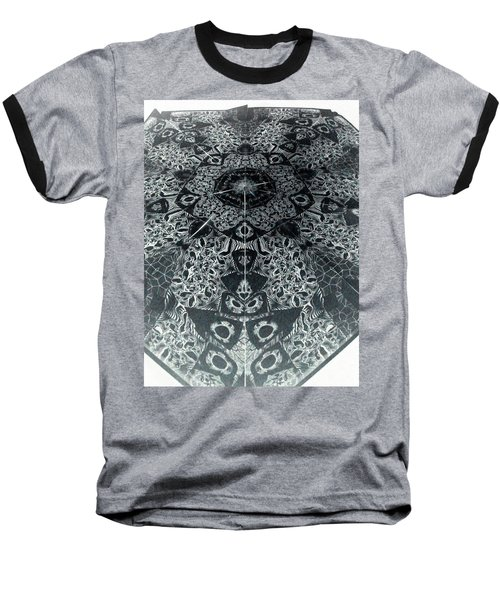 Grillo Inverse Baseball T-Shirt