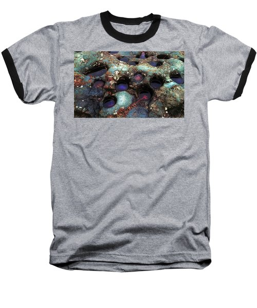 Grinding Rock Baseball T-Shirt