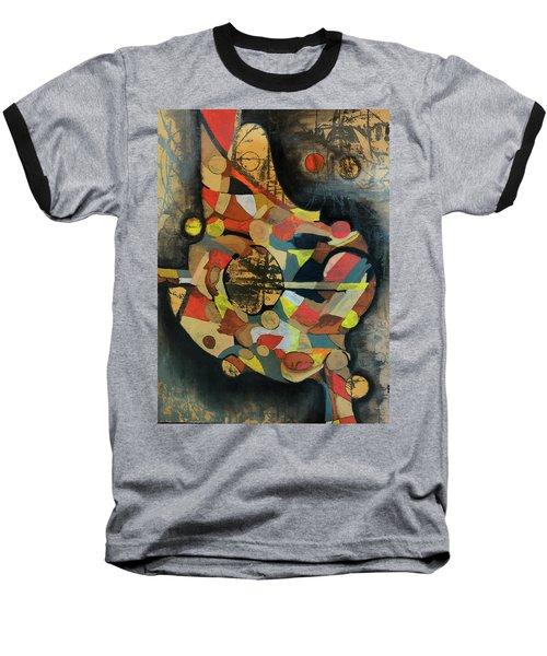 Grounded In Art Baseball T-Shirt