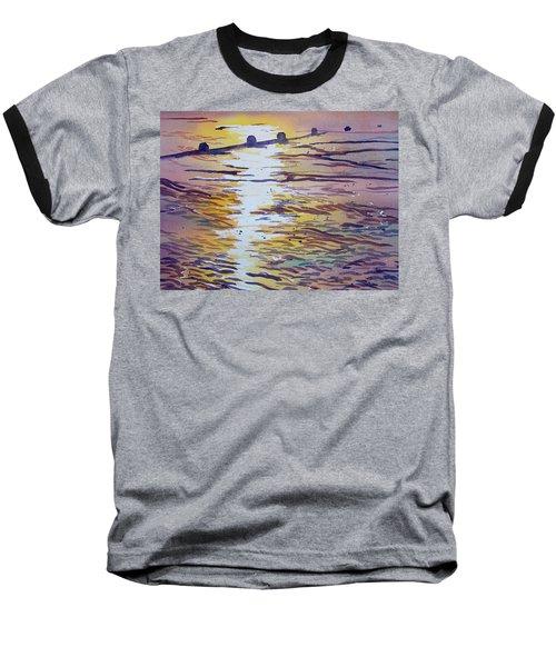 Groynes And Glare Baseball T-Shirt