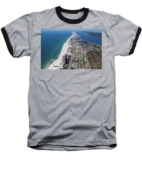 Gulf Shores 7124n Baseball T-Shirt