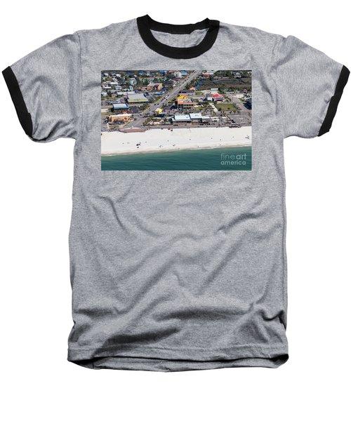 Gulf Shores Beach 7139 Baseball T-Shirt