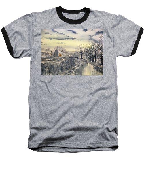 Hag Dyke By Moonlight Baseball T-Shirt