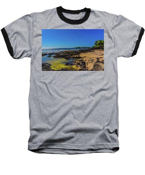 Hale Halawai Tide Pool Baseball T-Shirt