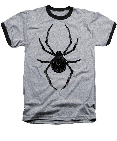 Halloween Spider  Baseball T-Shirt
