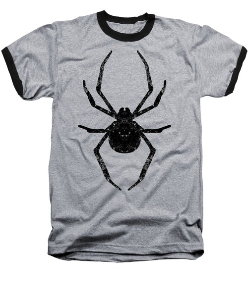 Halloween Spider  Baseball T-Shirt