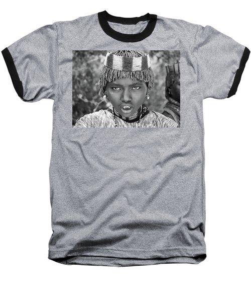 Hammer Girl Baseball T-Shirt