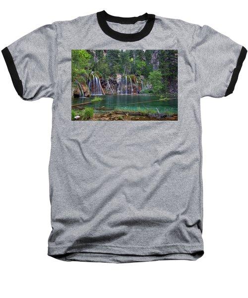 Hanging Lake Colorado Baseball T-Shirt